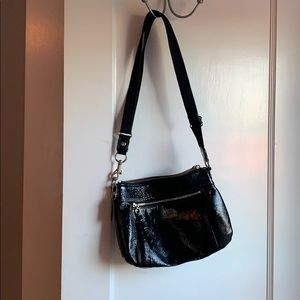 Coach bag- cross body and over the shoulder
